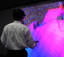 Виртуальная реальность в геологии