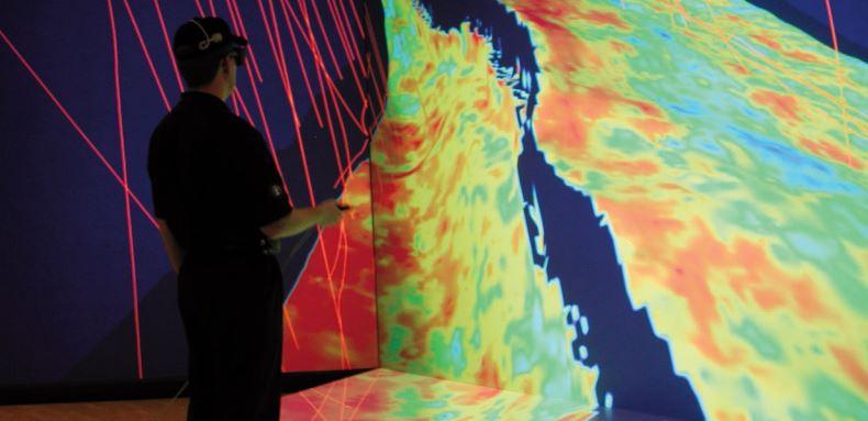 геологический софт в виртуальной реальности
