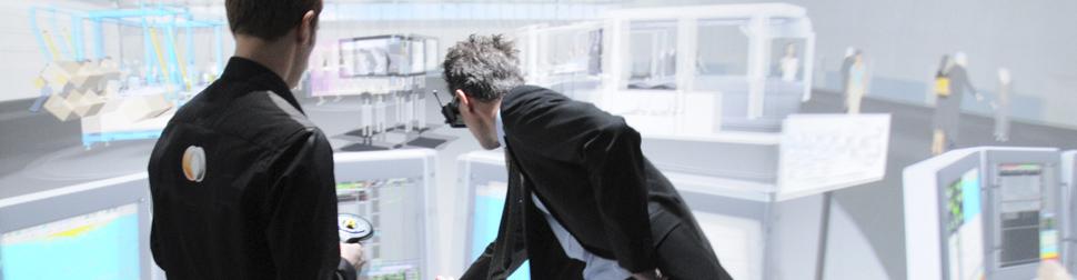 Человек в виртуальной реальности
