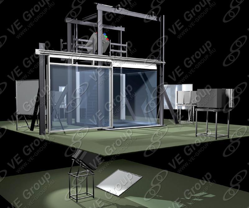 Комната виртуальной реальности