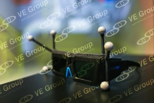 3d-очки с трекером