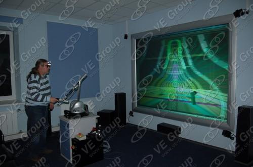 Виртуальная реальность НИАТ
