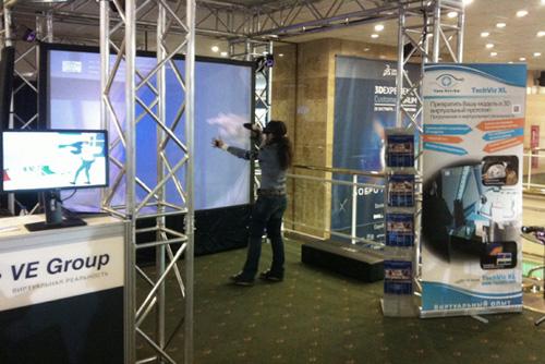 система виртуальной реальности, CAD-wall, взять в аренду систему виртуальной реальности
