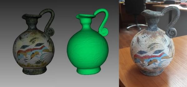 3D-сканирование предмета