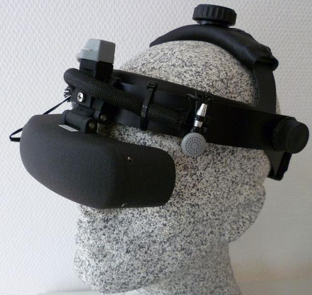 Шлем Виртуальной Реальности VRvision