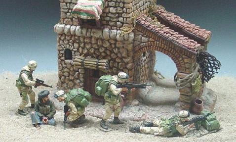 иракские солдатики