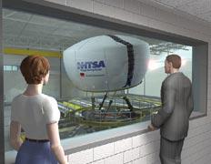виртуальный тренажер вождения