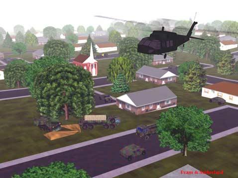 В этом сценарии интереснее всех «симулировать», пожалуй, вертолётчикам.