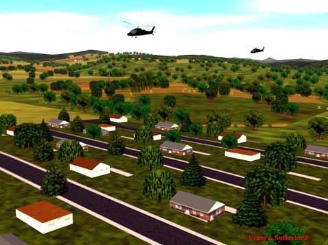 В симуляторах домов можно было бы рассадить симуляторы мирных жителей.