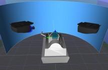 Авиационный тренажер МАИ и тренажер для отработки дозаправки в воздухе РСК «МиГ»