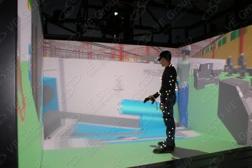 Комната виртуальной реальности УГАТУ