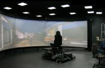 Панорамная система виртуальной реальности МГУ