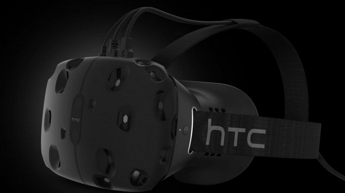 шлем виртуальной реальности HTC Vive Valve