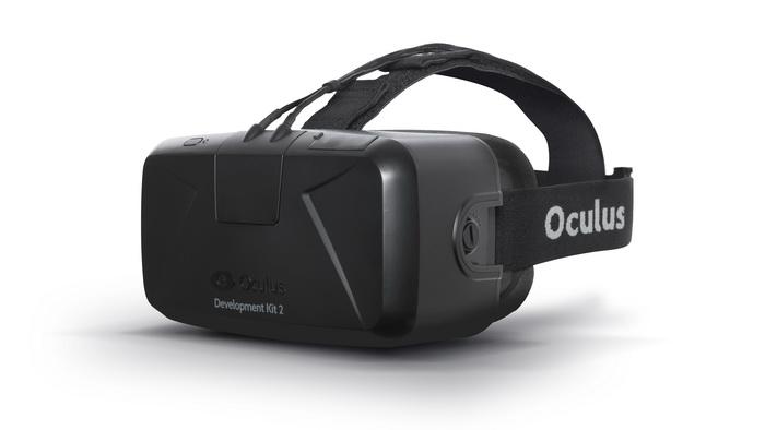 шлем виртуальной реальности oculus Rift