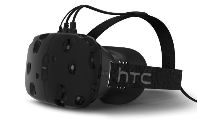 шлем виртуальной реальности от HTC