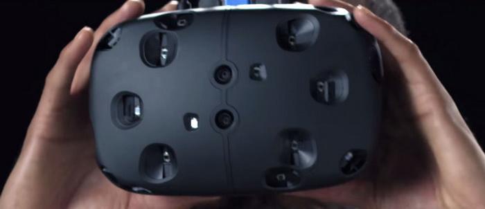 шлем виртуальной реальности htc