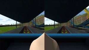 виртуальная реальность с носом