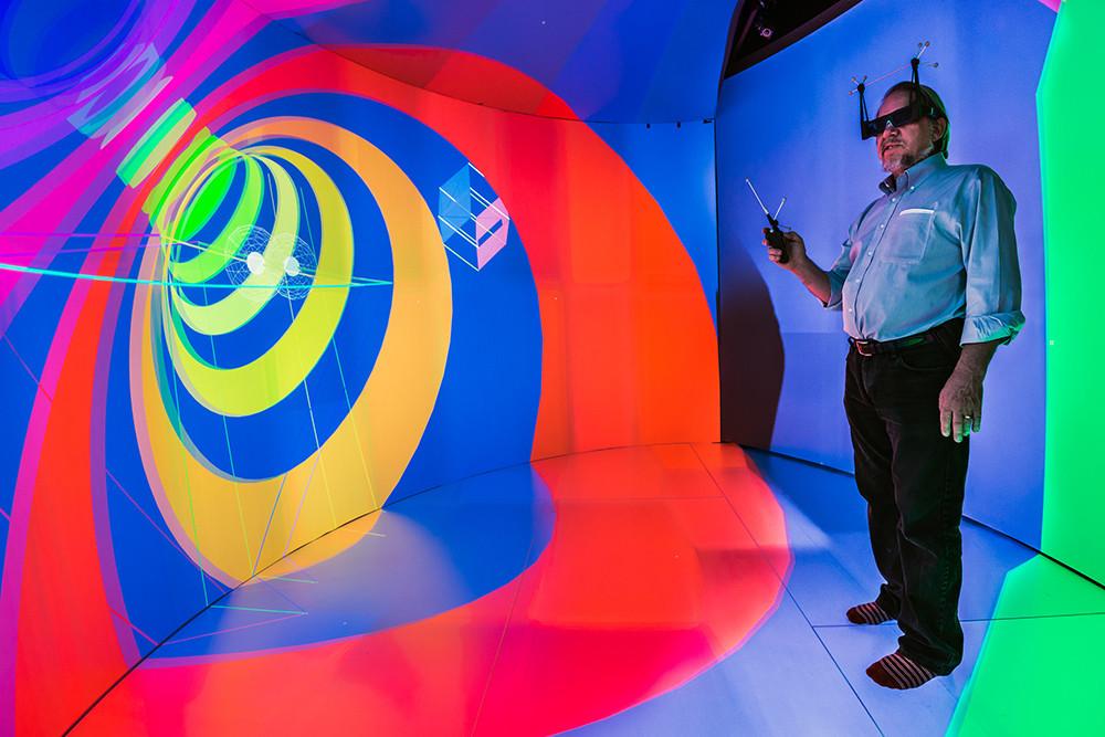 виртуальная реальность университета брауна