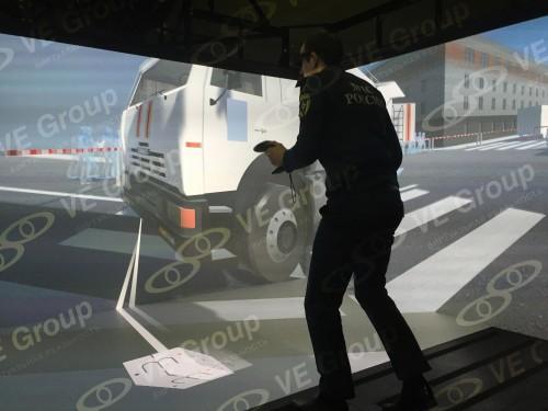Виртуальная реальность в МЧС
