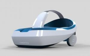 Шлем виртуальной реальности Cinoptics Cobalt