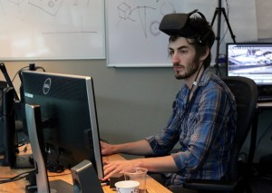man game VR developer