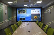 Супер-монитор для суперкомпьютера в СПб Политехническом Университете