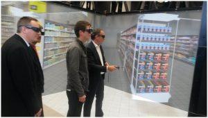 магазин в виртуальной реальности